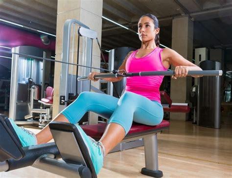 eccentric hip flexor strengthening seated cable row alternative