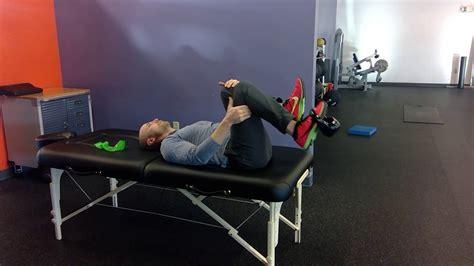 eccentric hip flexor strengthening seated hamstring machine