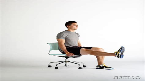 eccentric hip flexor strengthening seated row muscles