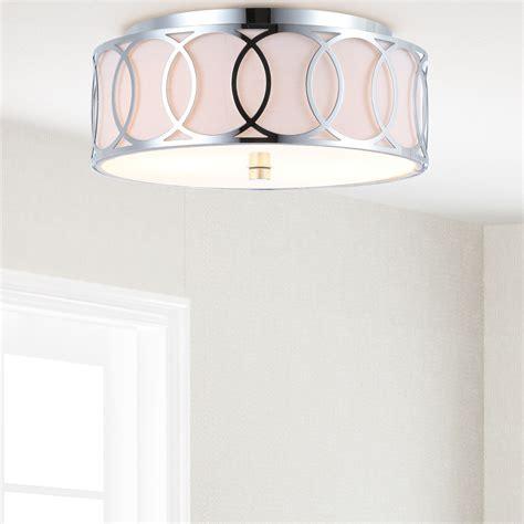 Ecker 2-Light LED Flush Mount