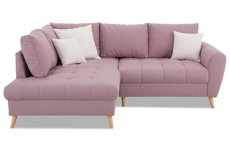 Ecksofa Pink