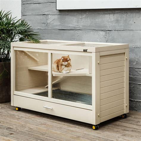 Ecoflex Indoor Rabbit Hutch