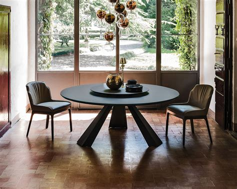 Edwards Glass Dining Table