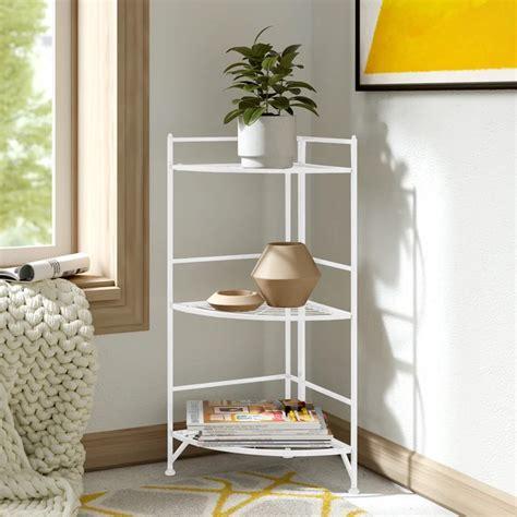 Edwin Corner Bookcase