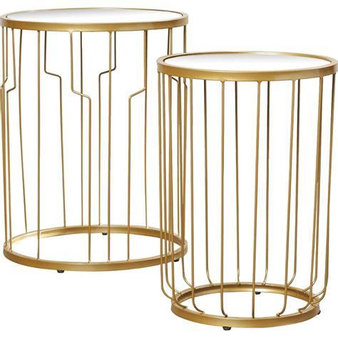 Egham 2 Piece Nesting Table