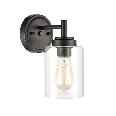 Ehlers 1-Light Bath Sconce