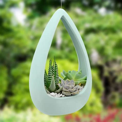 Ehmann Cone Style Air Hanging Planter