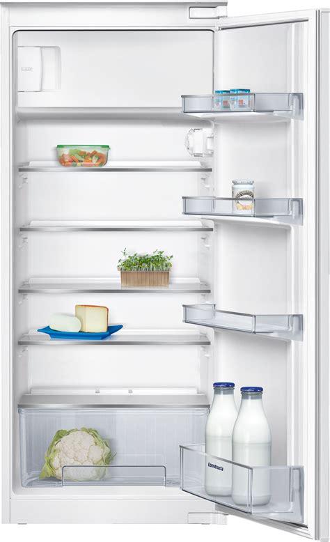 Einbaukühlschrank Constructa Ck64430 122cm Mit Gefrierfach