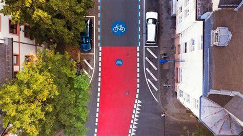 Einrichtung Von Fahrradstraßen