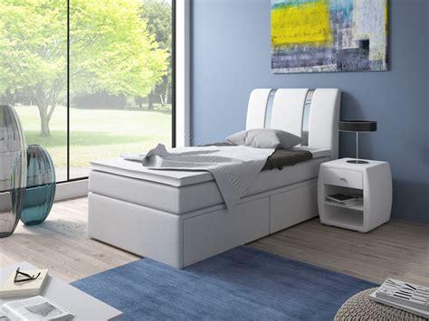 Einzelbett Mit Bettkasten