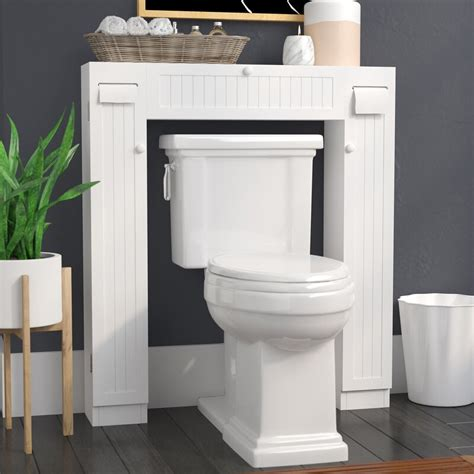 Eleanor Free Standing 34 W x 38.5 H Over the Toilet Storage