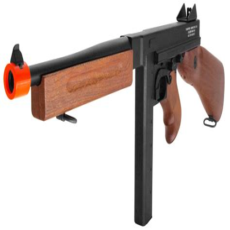 Tommy-Gun Electric Bb Tommy Gun.