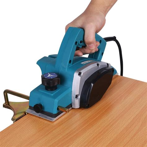Electric Planer Power Tool Woodworking
