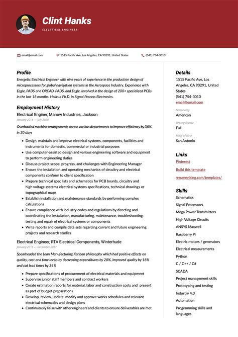 Doc engineer resume rfic