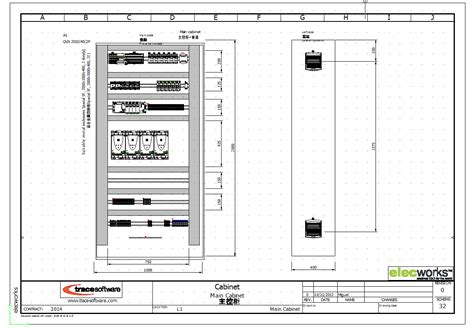 Electrical Cabinet Design Software