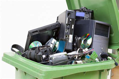 Elektrogeräte Entsorgen