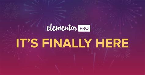 Credit Card Form Wordpress Plugin Elementor Pro The Most Advanced Page Builder Plugin For