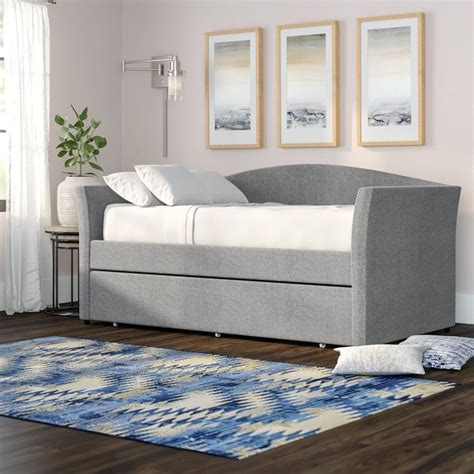 Eleni Daybed with Trundle
