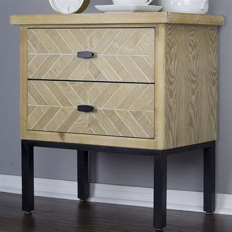 Eliza 2 Drawer Accent Chest