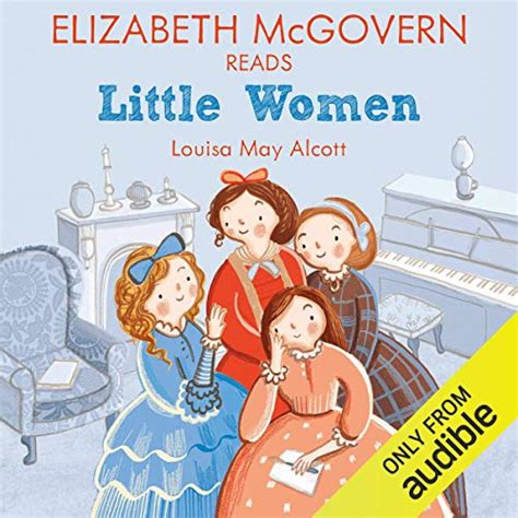 Read Books Elizabeth McGovern Reads Little Women Online