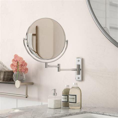 Elkins Round Wall Mounted Bath Boutique Mirror