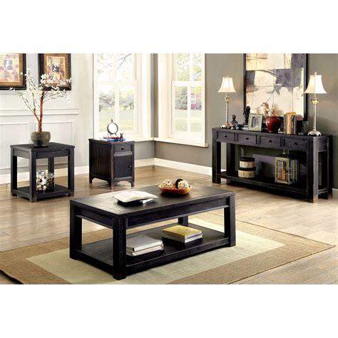 Ellsworth 4 Piece Coffee Table Set