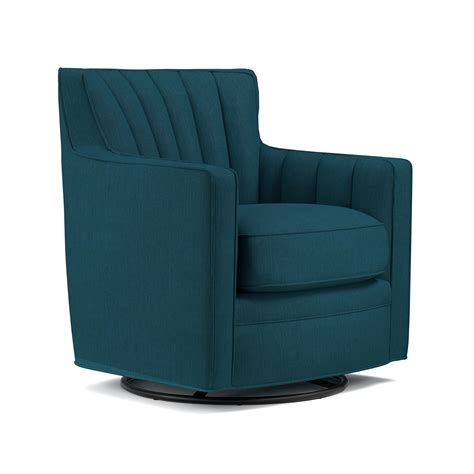 Elsmere Swivel Arm Chair