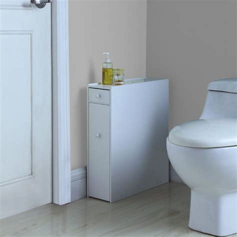 Elspeth 22.75 H x 6.25 W Bathroom Floor Cabinet