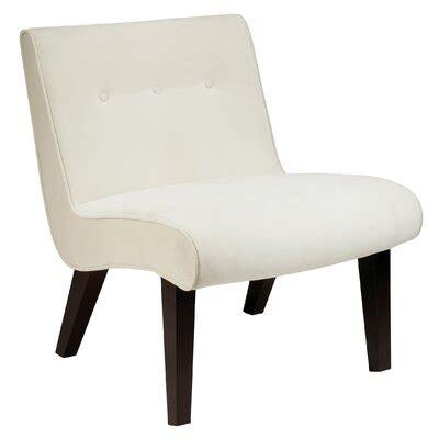 Elvie Velvet Slipper Chair