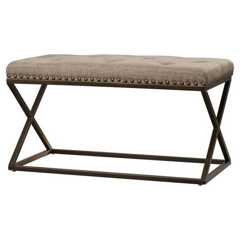 Elysant Upholstered Bench
