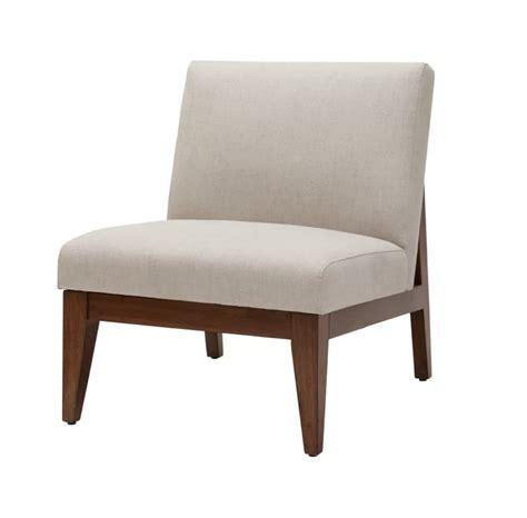 Emanuel Slant Back Slipper Chair