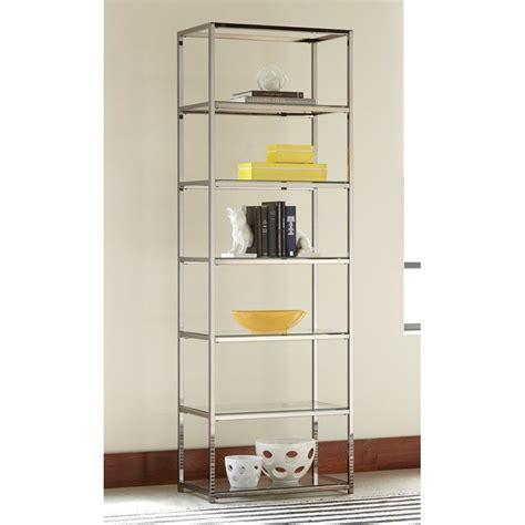 Emely Etagere Bookcase