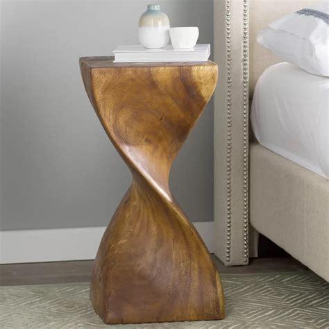 Emerfield Single Twist End Table