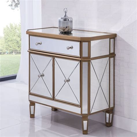 Emerita 3 Drawer Rectangular Accent Chest