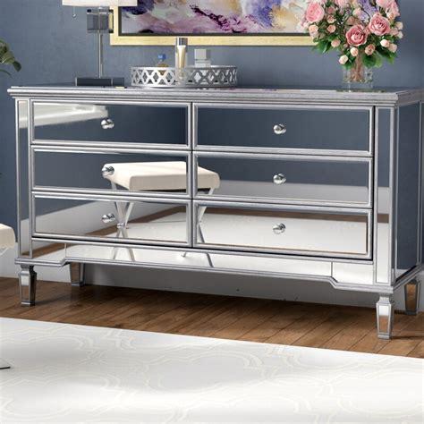 Emerita 6 Drawer Double Dresser