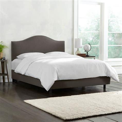 Emilia Upholstered Panel Bed byWayfair Custom Upholstery™