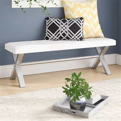 Emiliano Upholstered Bench