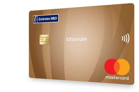 Emirates Nbd Credit Card Lounge Access Mastercard Titanium Credit Card Emirates Nbd