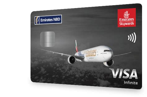 Emirates Nbd Credit Card Offers Skywards Infinite Credit Card Emirates Nbd