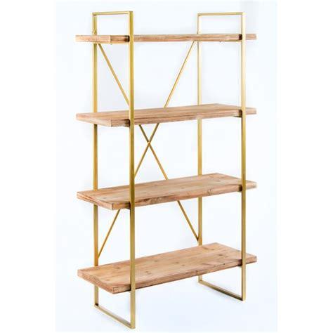 Emma Etagere Bookcase