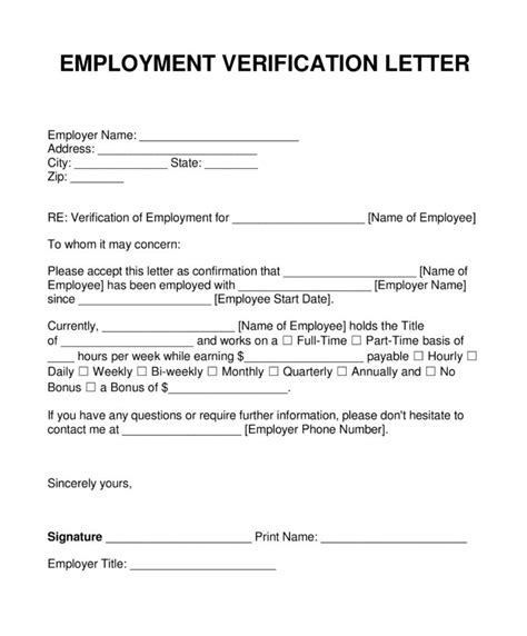 Employment Verification Letter Eb1a Free Download Green Card Template Sample Letter Greencardtest