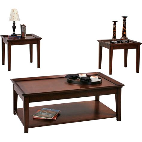 Encore 3 Piece Coffee Table Set