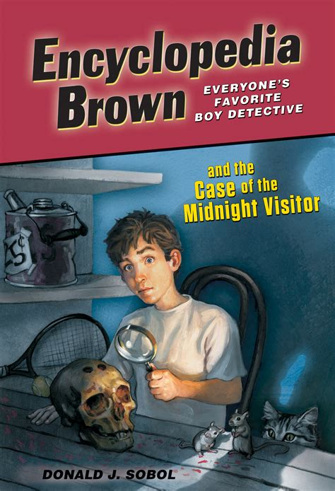 Read Books Encyclopedia Brown and the Case of the Secret Pitch (Encyclopedia Brown, #2) Online