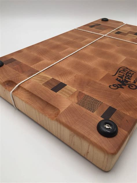 End Cut Cutting Boards