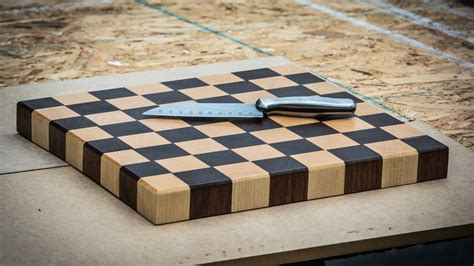 End Grain Cutting