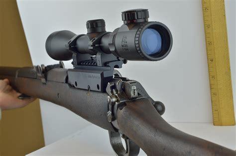 Rifle-Scopes Enfield Rifle Scope Rail Mount.