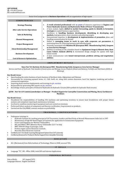 engineering manager resume sample sales manager resume sample resume for sales manager