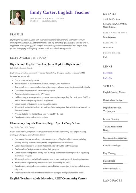 Resume Skill Examples Free Templates The Interview Guys