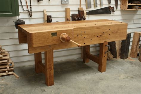 English Woodworking Bench Plans