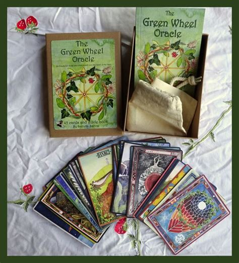[pdf] Enton By Tarot Cards - Red Wheel.